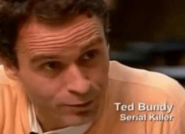 Преступления Банди и его психологический портрет, еодор Роберт Банди обаятельный серийный убийца,