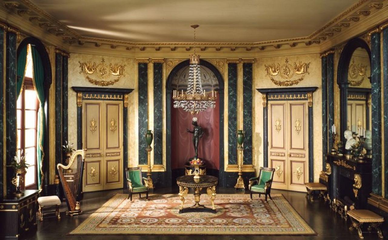 Историческая справка дизайн интерьера