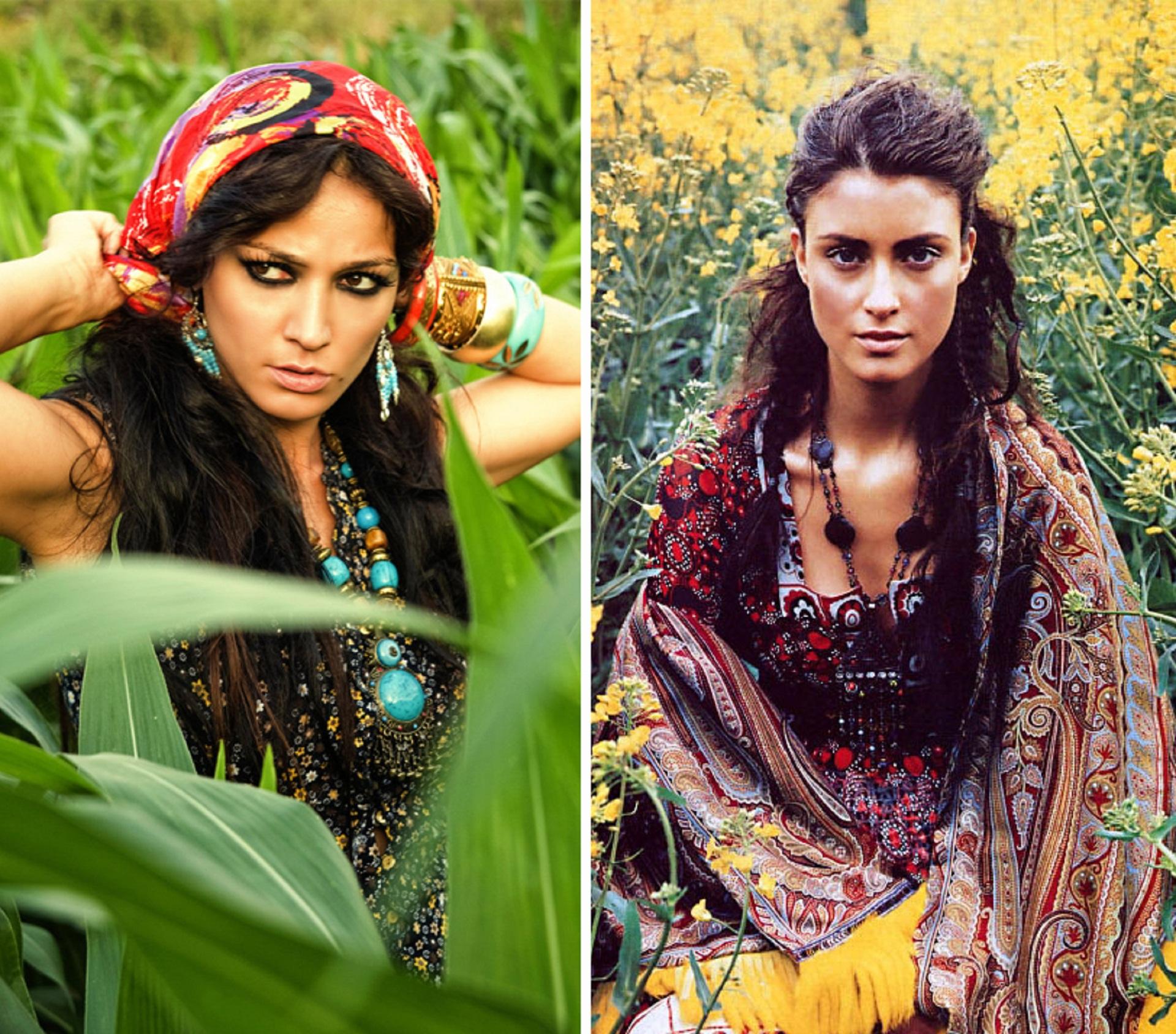 Цыганский стиль в одежде  дух странствий   Портал Обучения и ... 103c0b8509d