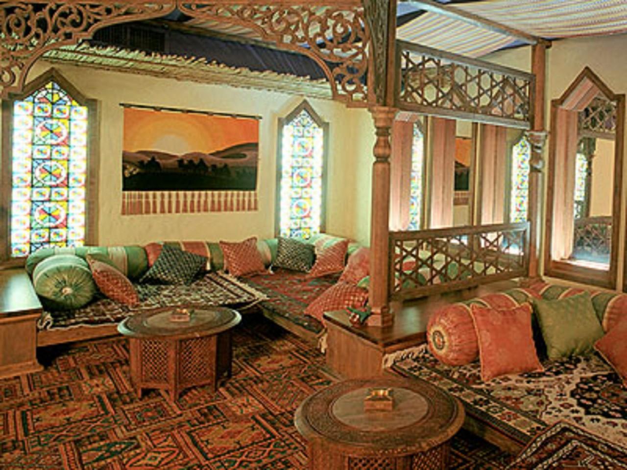 Мавританский стиль интерьера