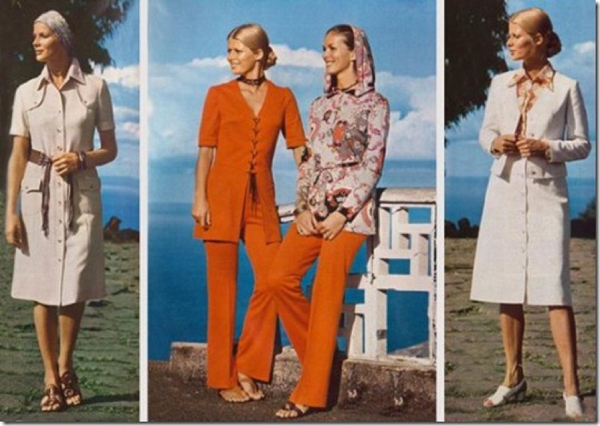 Одежда 70-Х Годов