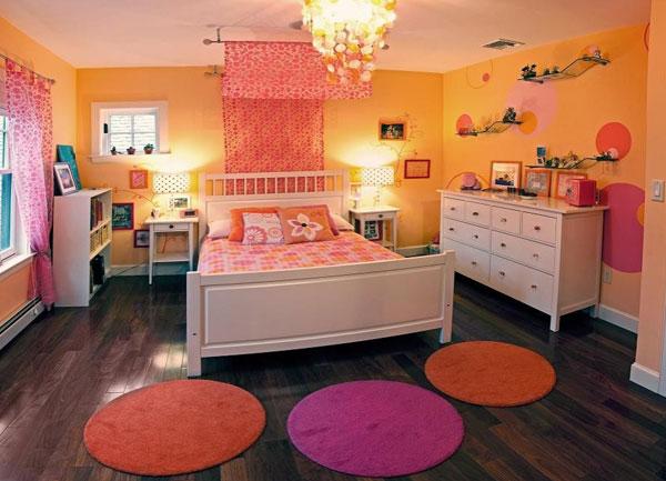 Дизайн комнаты для девочки, Как сделать авторский дизайн комнаты для девочки, 5 практических советов по дизайну комнаты для девочки,