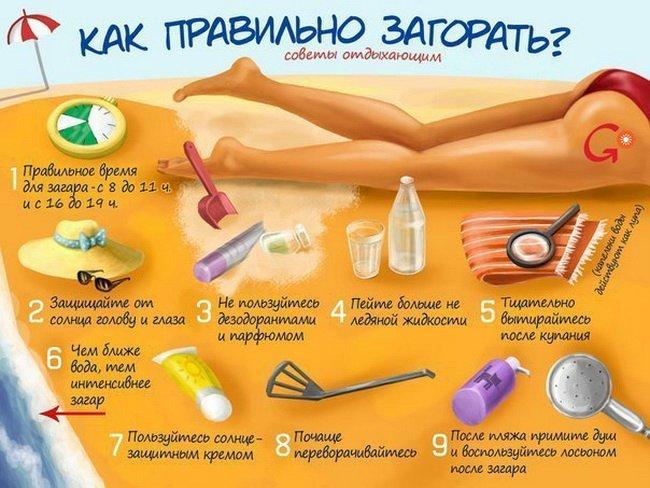 Загорать в домашних условиях - Extride.ru