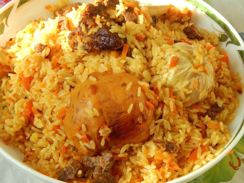 Пошаговый рецепт узбекского плова с фото