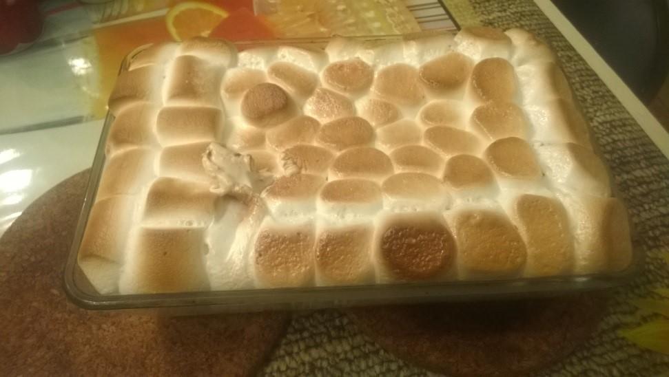 как приготовить лёгкий десерт