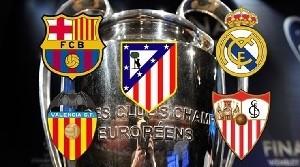 Лига Чемпионов Испания