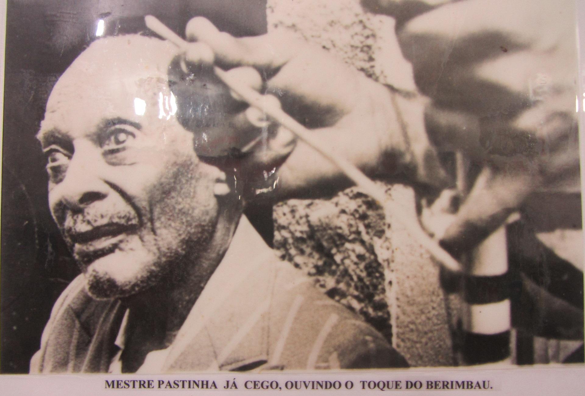 Основы понимания и обучения капоэйре, Пашинья об очучении капоэйре ангола