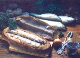 рыбник, карельская кухня, карельские блюда из рыбы, rybnic_s_foreliu