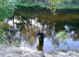 заныр в Орель 2015, подводная охота, река Орель, zanyr v orel 2015