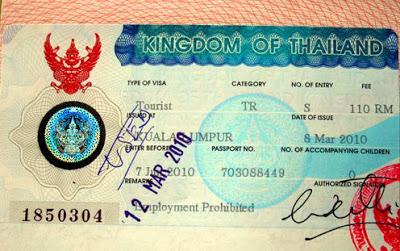 основные законы таиланда, правосудие в таиланде, thailand visa