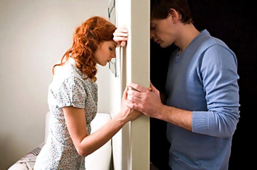 Мужчина и женщина подходят в сексе но не в общении