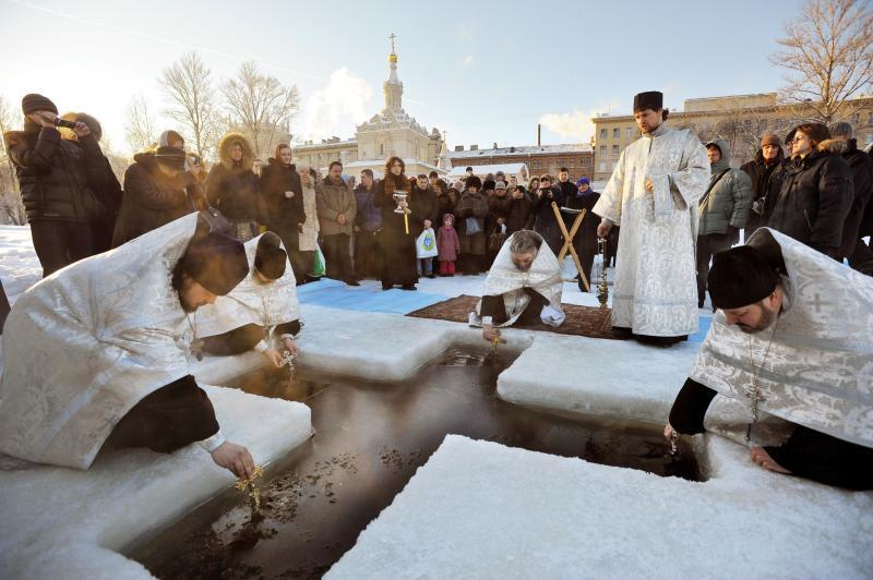Крещение Господне. История, смысл и традиции праздника