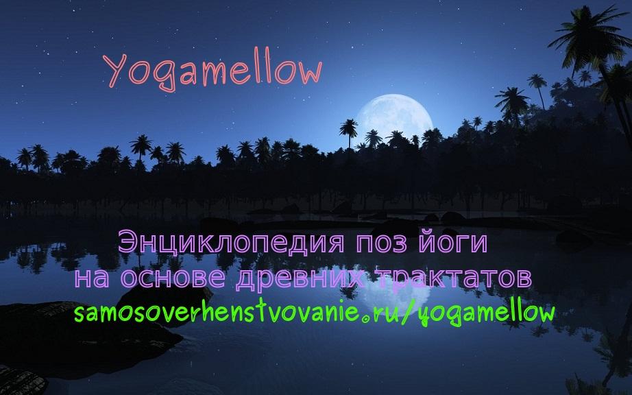 Первоисточники для yogamellow энциклопедии поз йоги