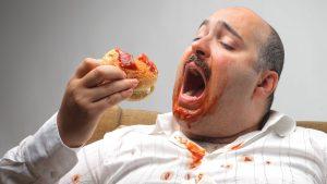 Можно ли умереть от переедания?