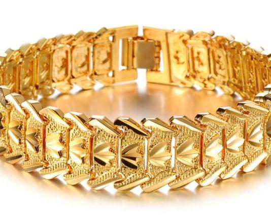 Как выбрать и где выгодно приобрести мужские золотые браслеты ee4f7eec513